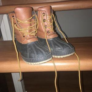 Gap boys snow boots